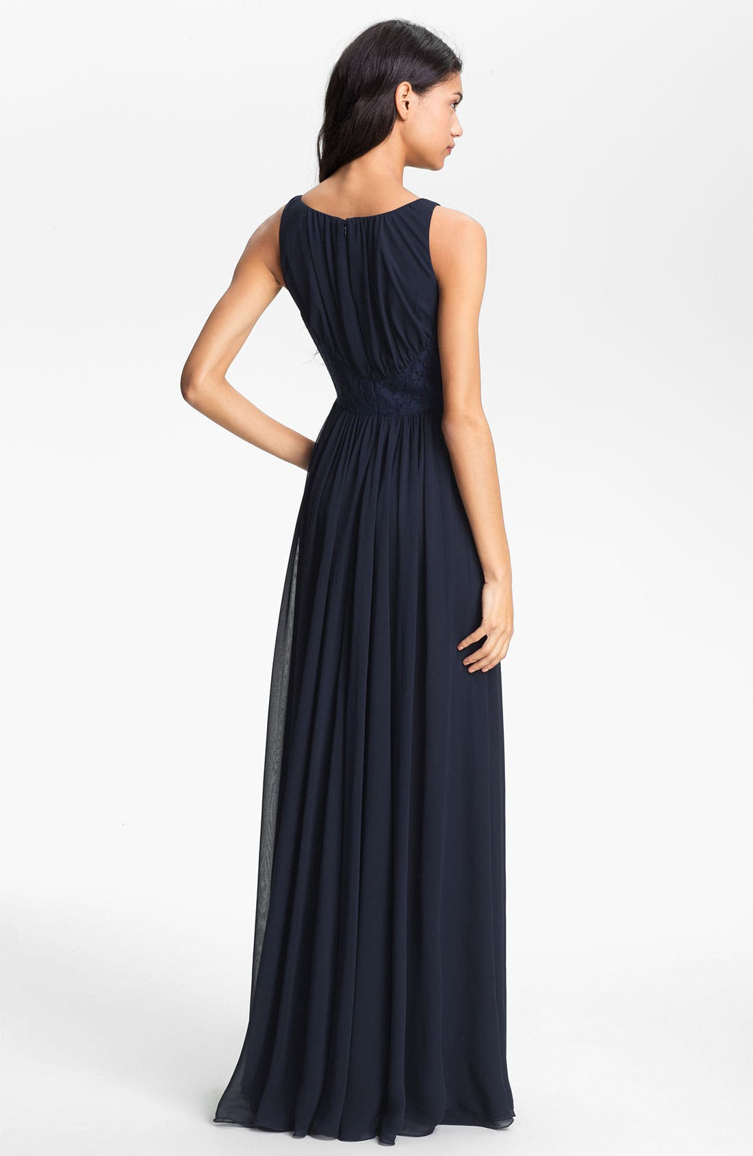 Alternate Image 2  - French Connection 'Summer Spell' Chiffon Maxi Dress