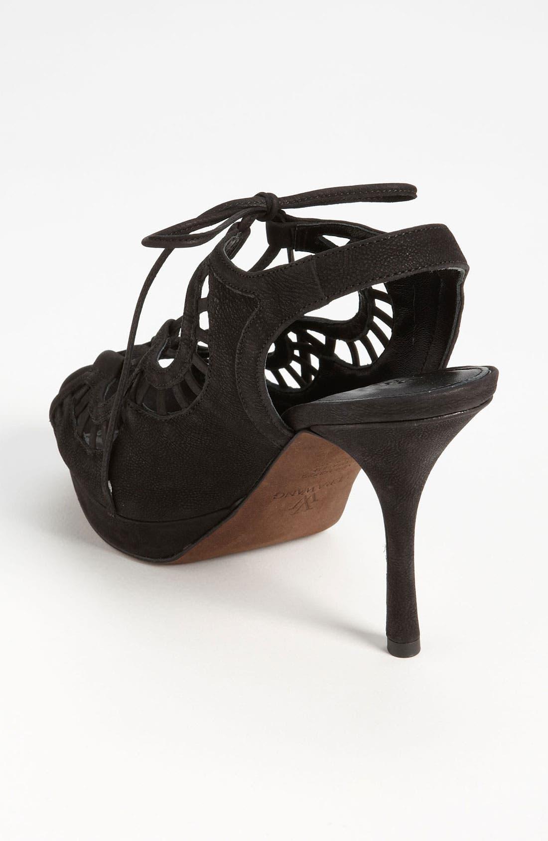 Alternate Image 2  - Vera Wang Footwear 'Quon' Sandal (Online Only)