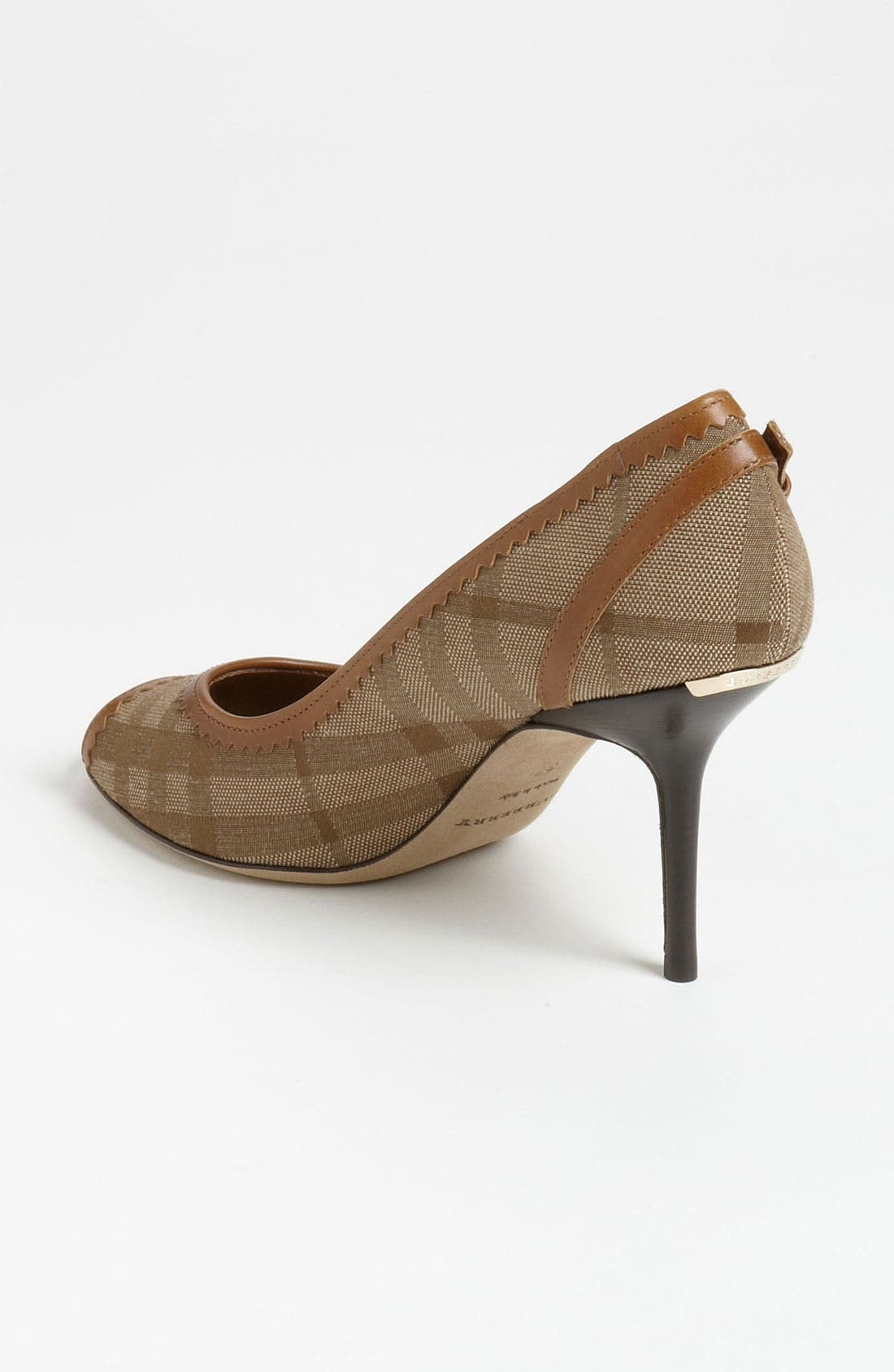 Alternate Image 2  - Burberry 'Allalline' Pump