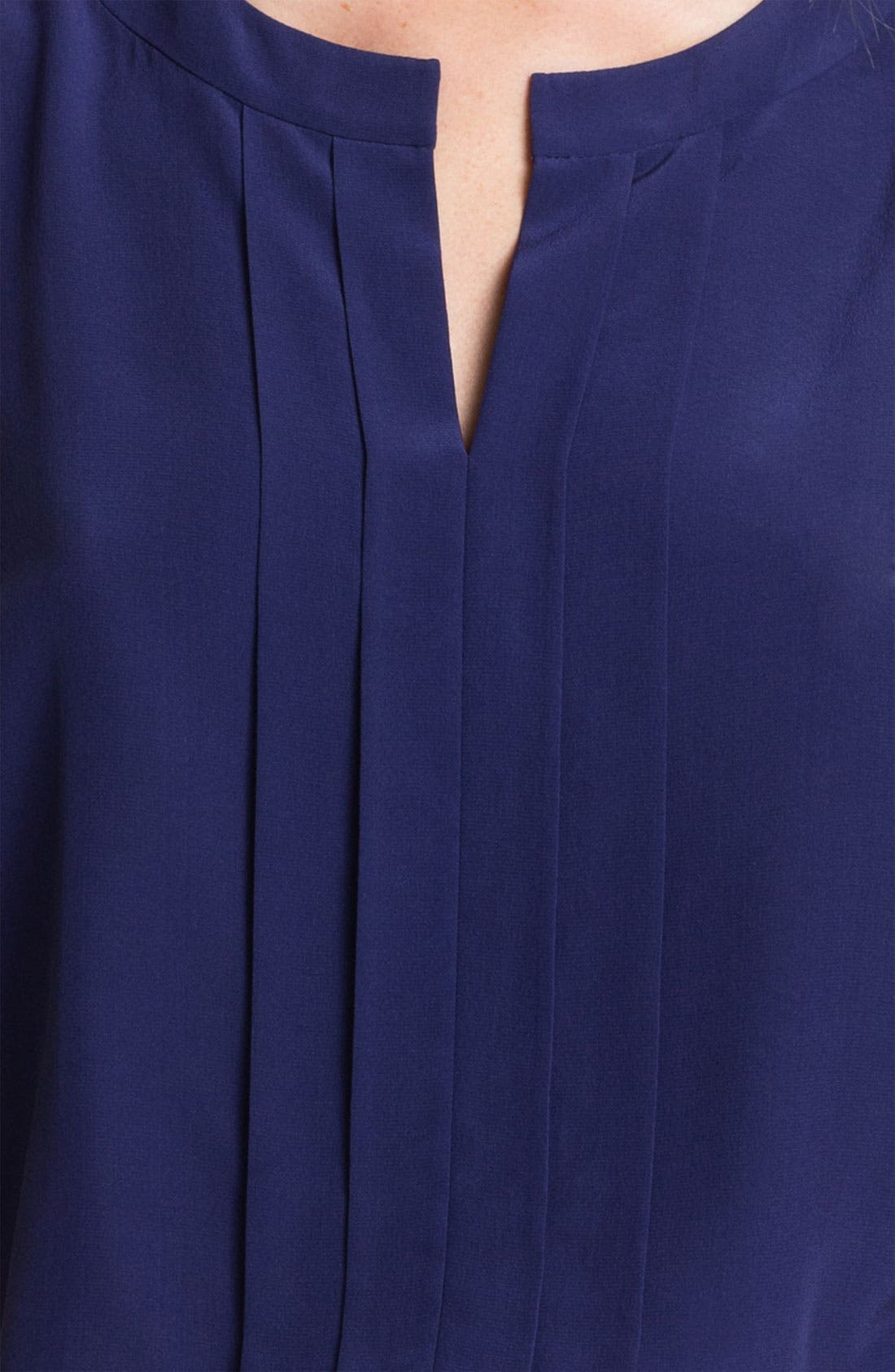 Alternate Image 3  - kate spade new york 'addie' silk blouse