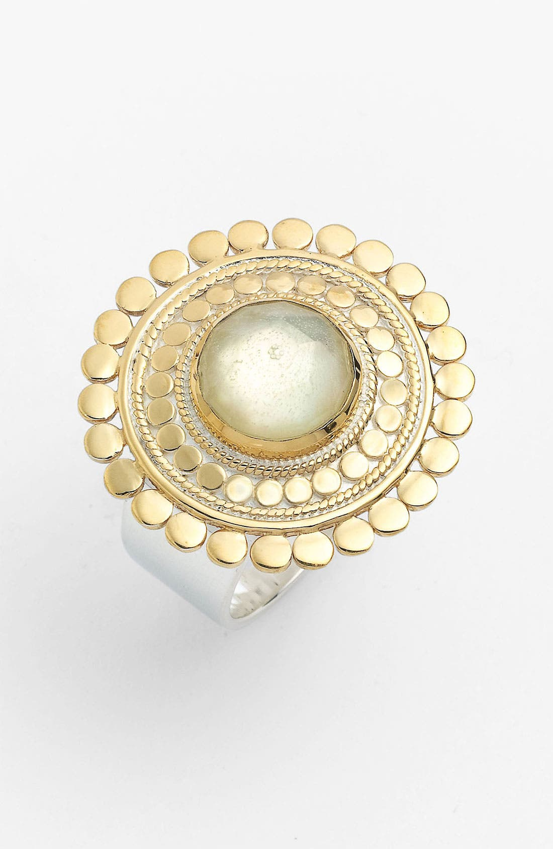 Alternate Image 1 Selected - Anna Beck 'Flores Citrine' Cocktail Ring