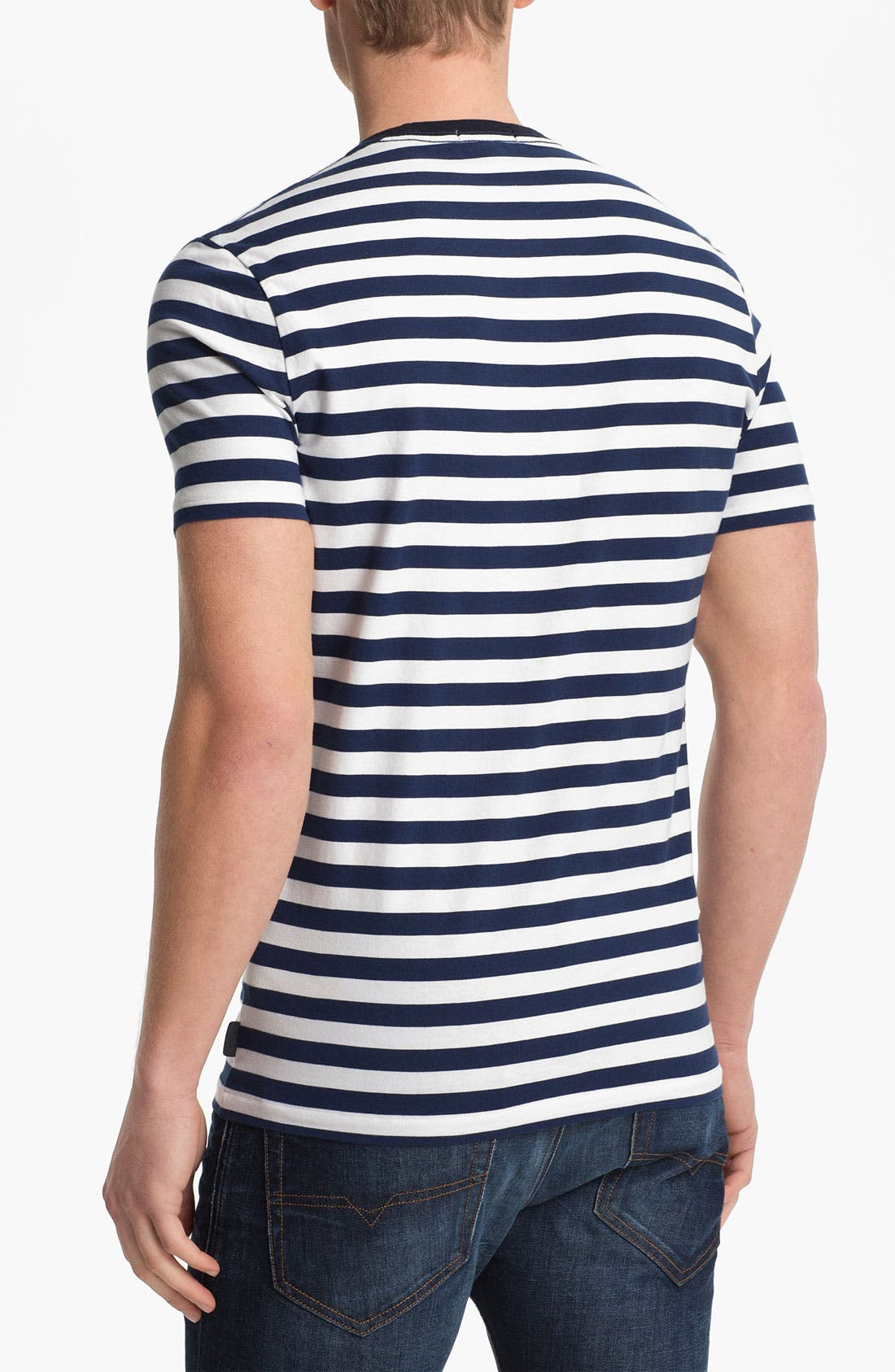 Alternate Image 2  - Burberry Brit 'Kidd' Crewneck T-Shirt