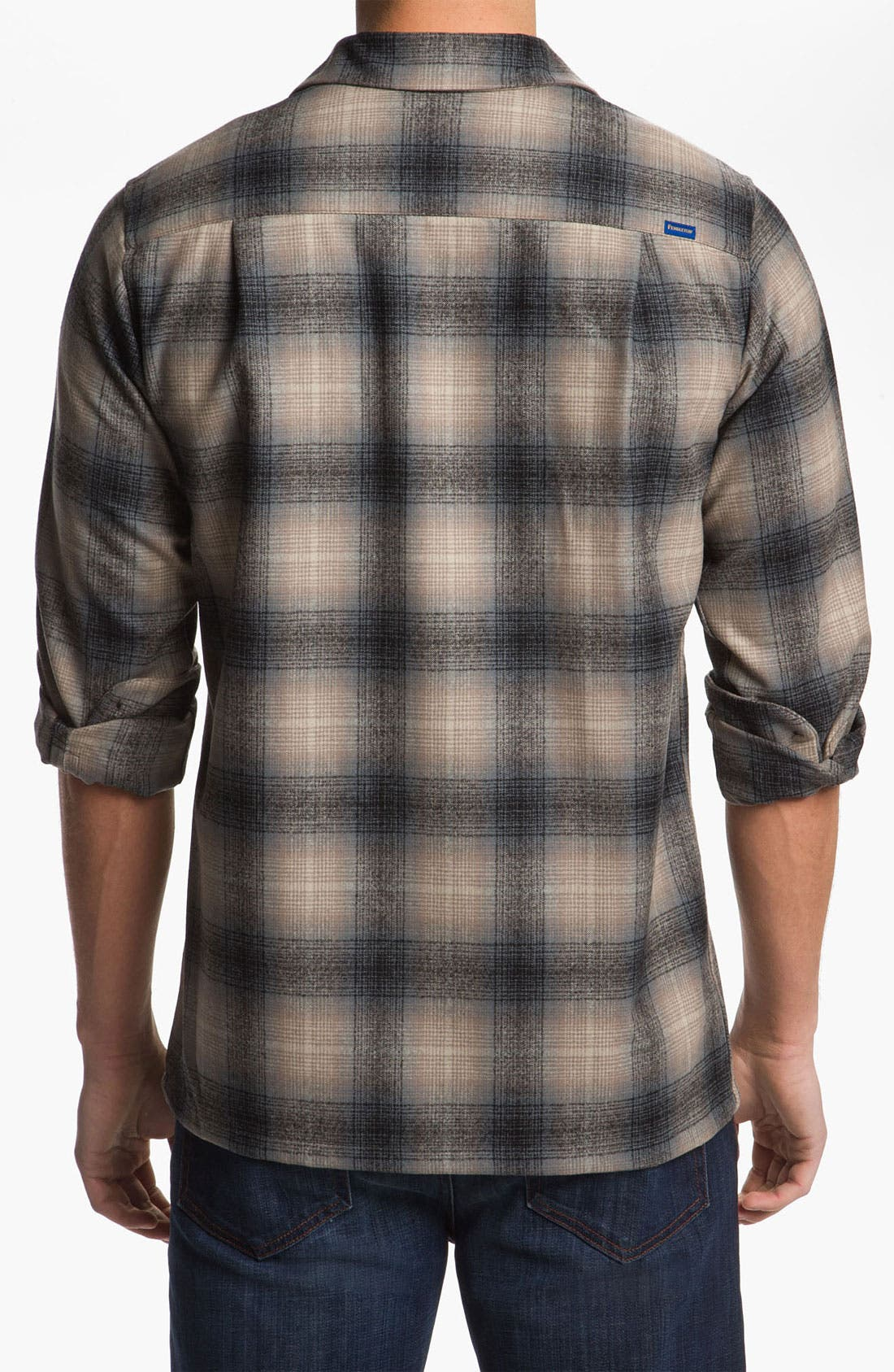 Alternate Image 2  - Pendleton Fitted Wool Shirt