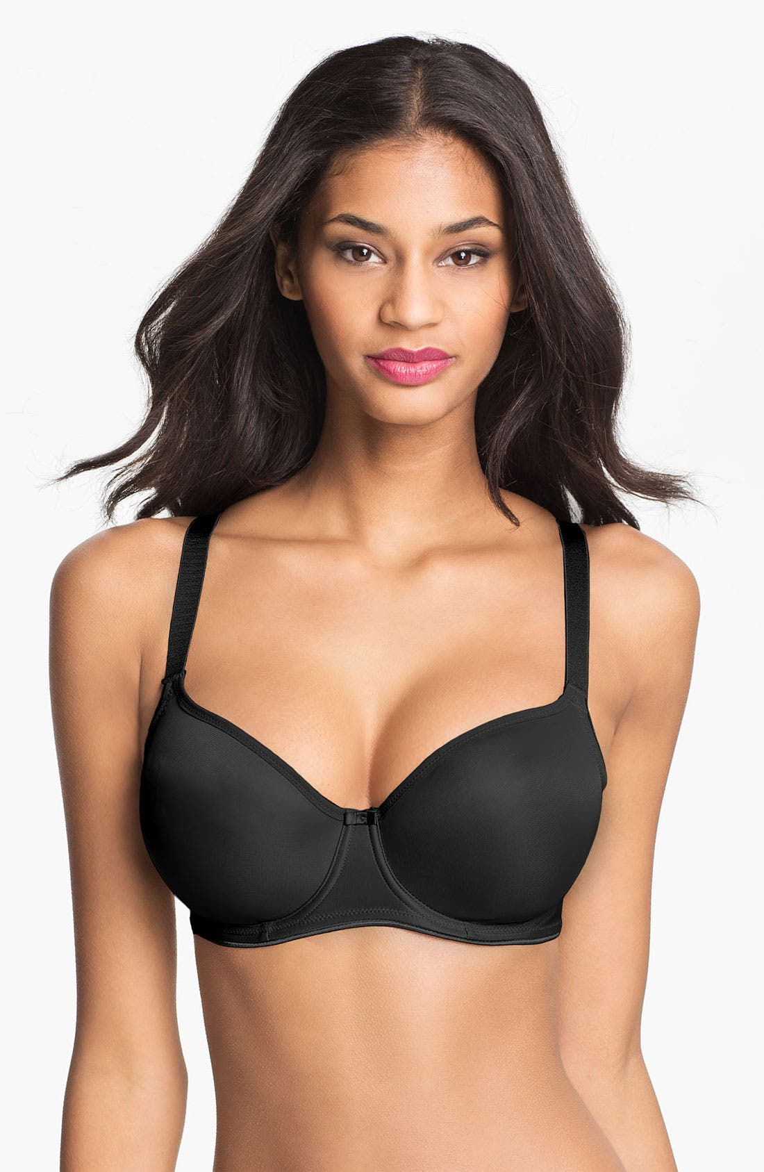 Alternate Image 1 Selected - Fantasie Seamless Underwire Balconette Bra