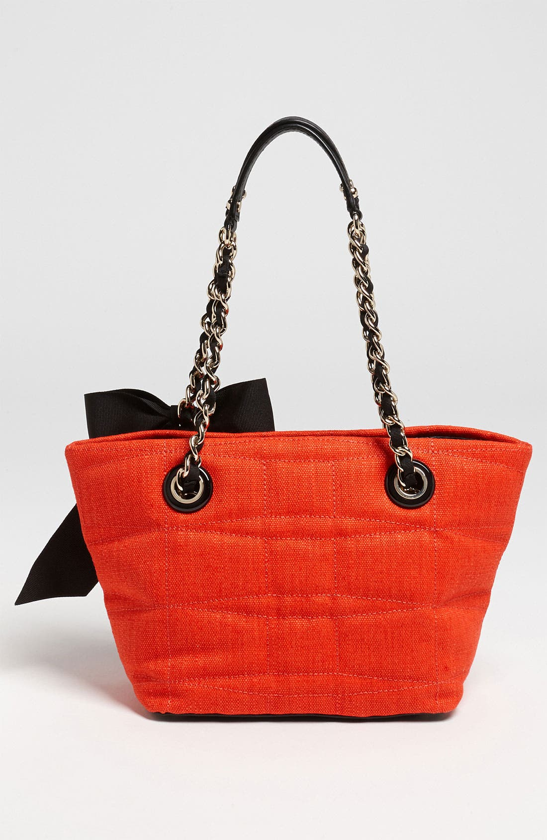 Alternate Image 4  - kate spade new york 'signature spade - mini coal' shoulder bag