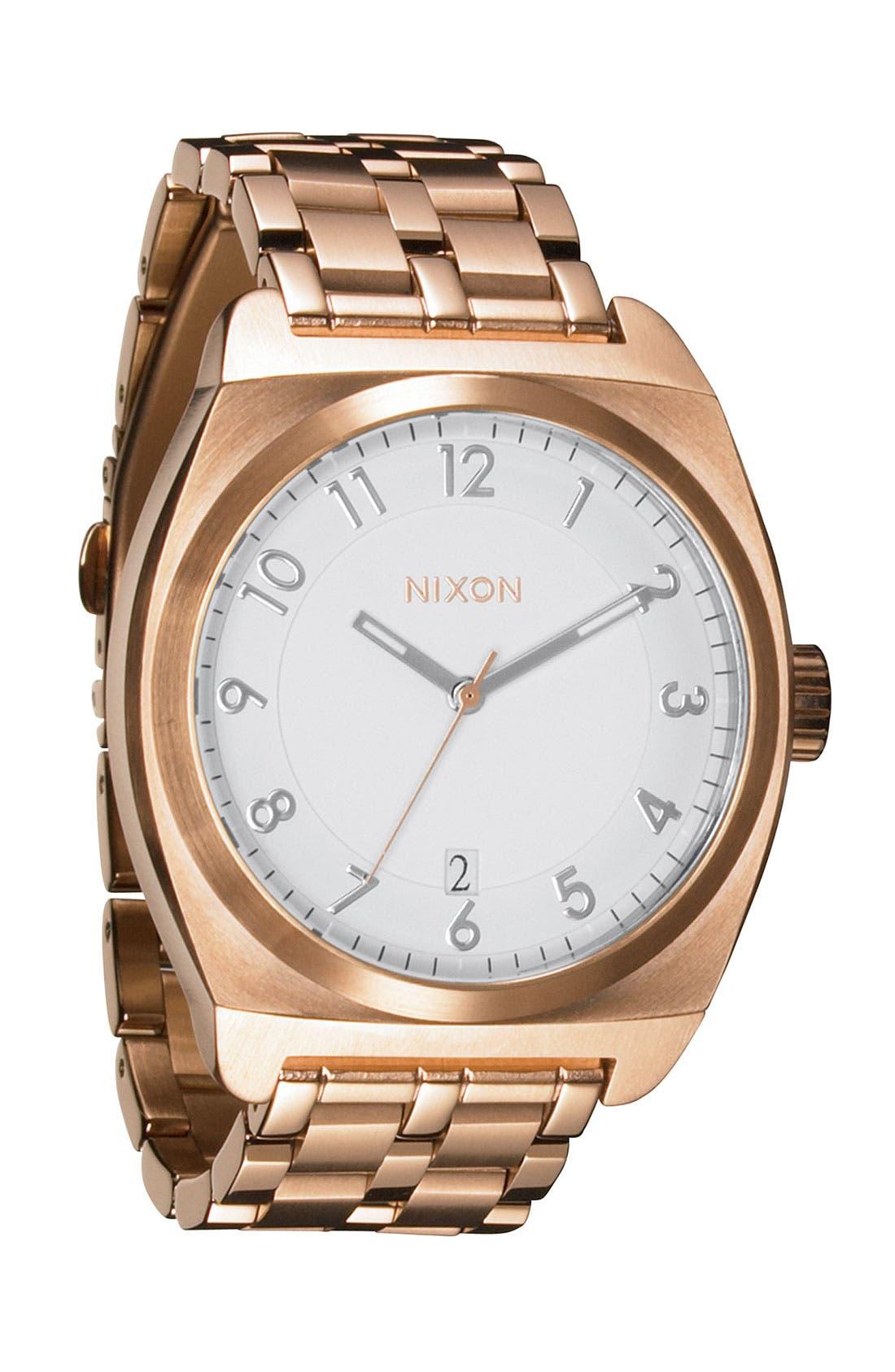 Main Image - Nixon 'The Monopoly' Watch, 40mm