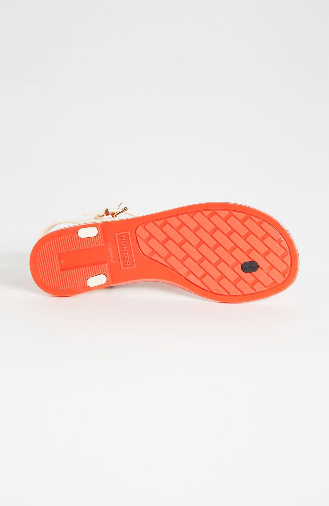 Alternate Image 4  - Hunter 'Highcliffe' Sandal