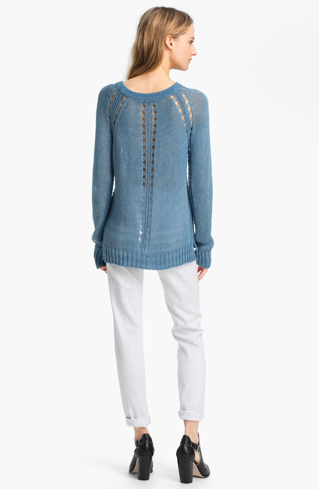 Alternate Image 4  - rag & bone/JEAN 'Bay' Sweater