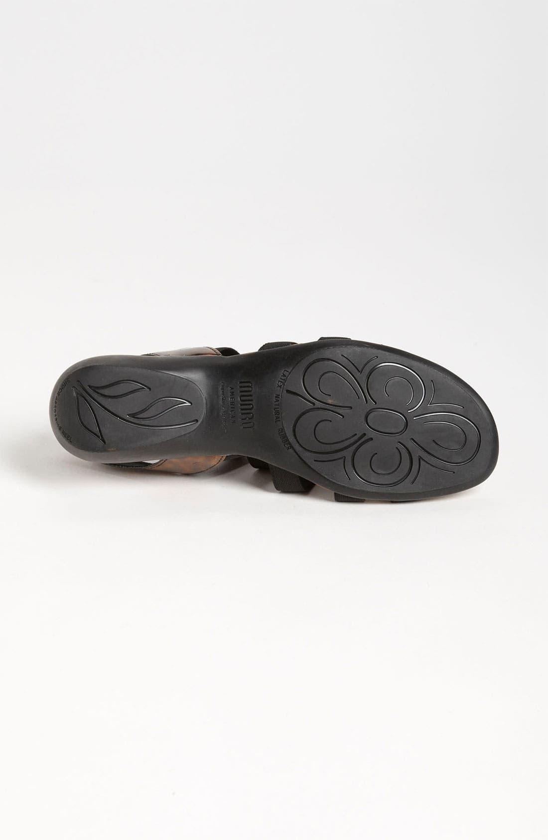 Alternate Image 4  - Munro 'Darian' Sandal