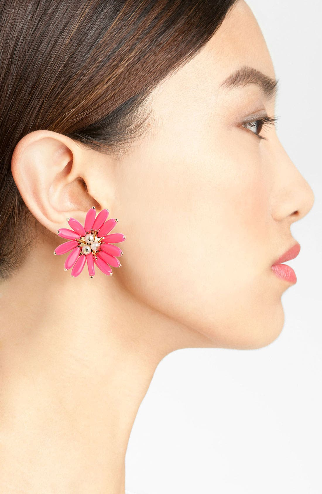 Alternate Image 2  - kate spade new york 'field day' stud earrings