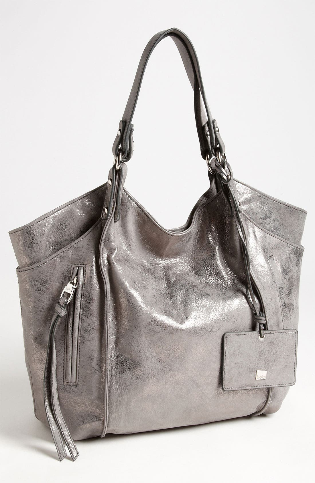 Alternate Image 1 Selected - Kooba 'Logan' Glitter Leather Tote