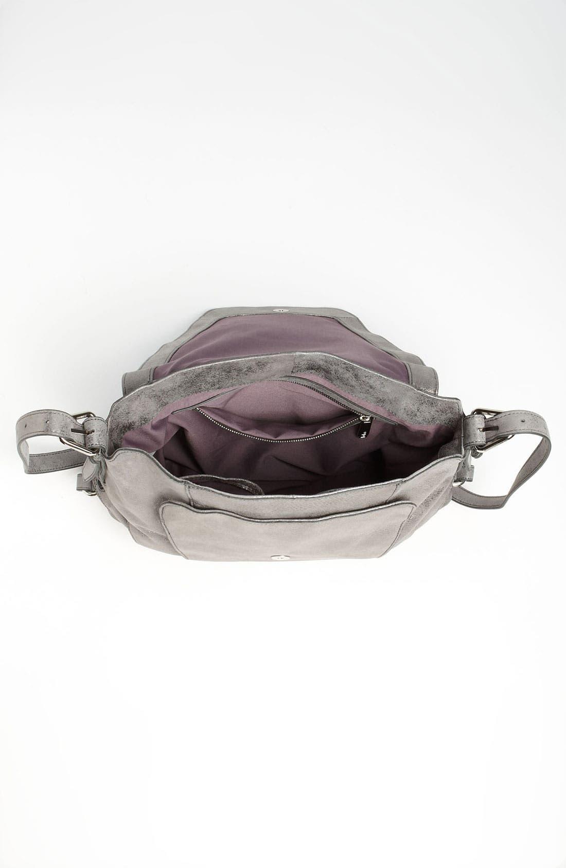 Alternate Image 3  - Kooba 'Brielle' Glitter Leather Crossbody Bag