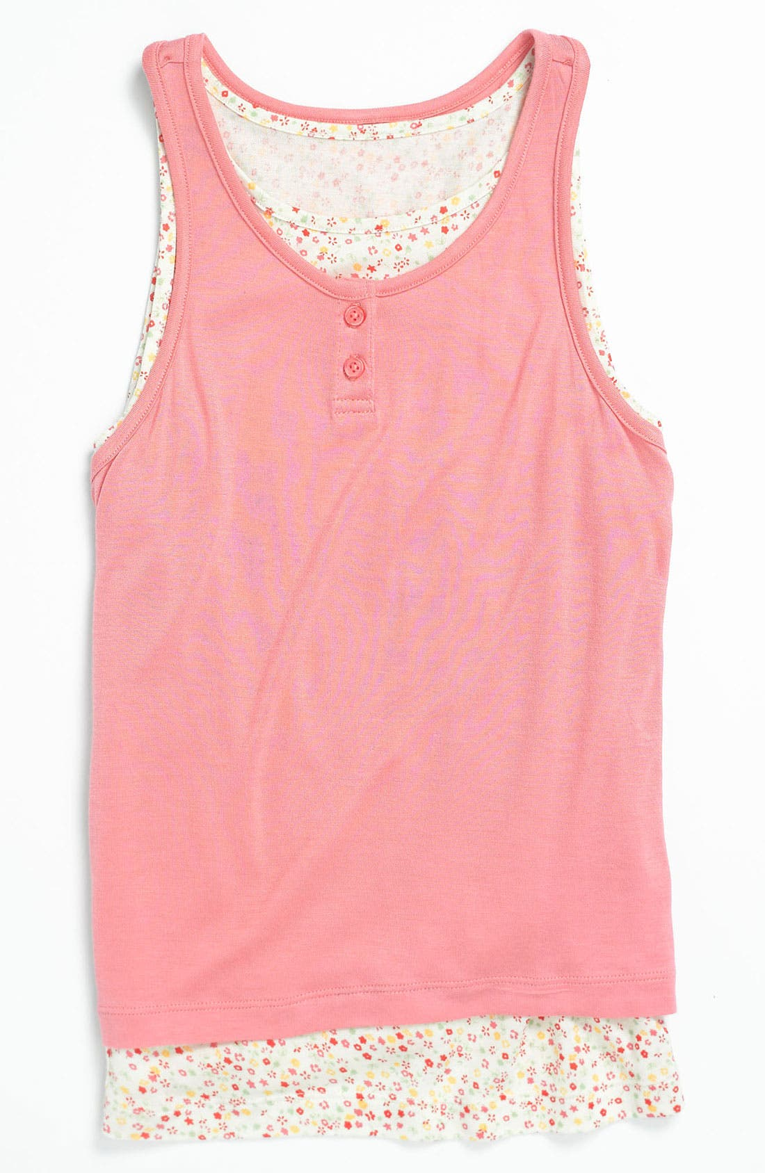 Main Image - Tucker + Tate 'Piper' Tank Top (Big Girls)