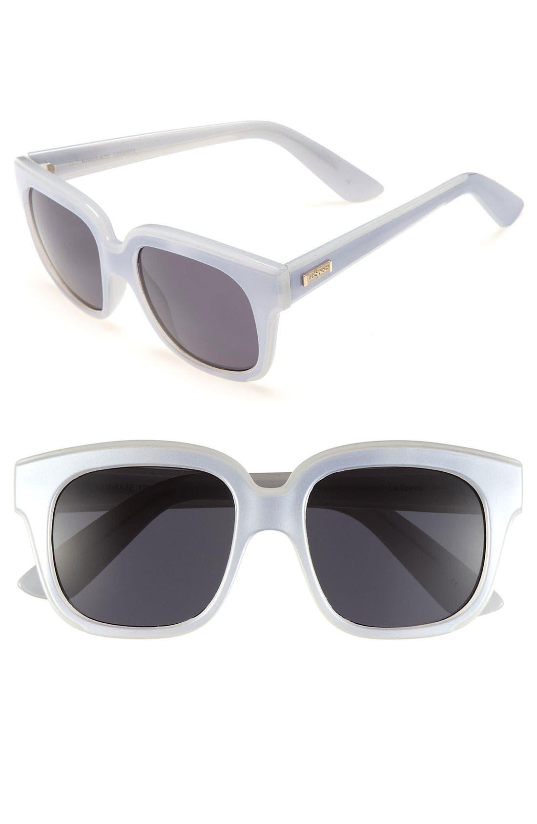 Alternate Image 1 Selected - Le Specs 'Kamikaze' Sunglasses