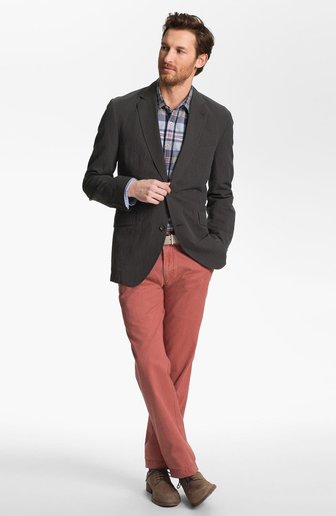 Alternate Image 4  - Kroon Cotton Sportcoat