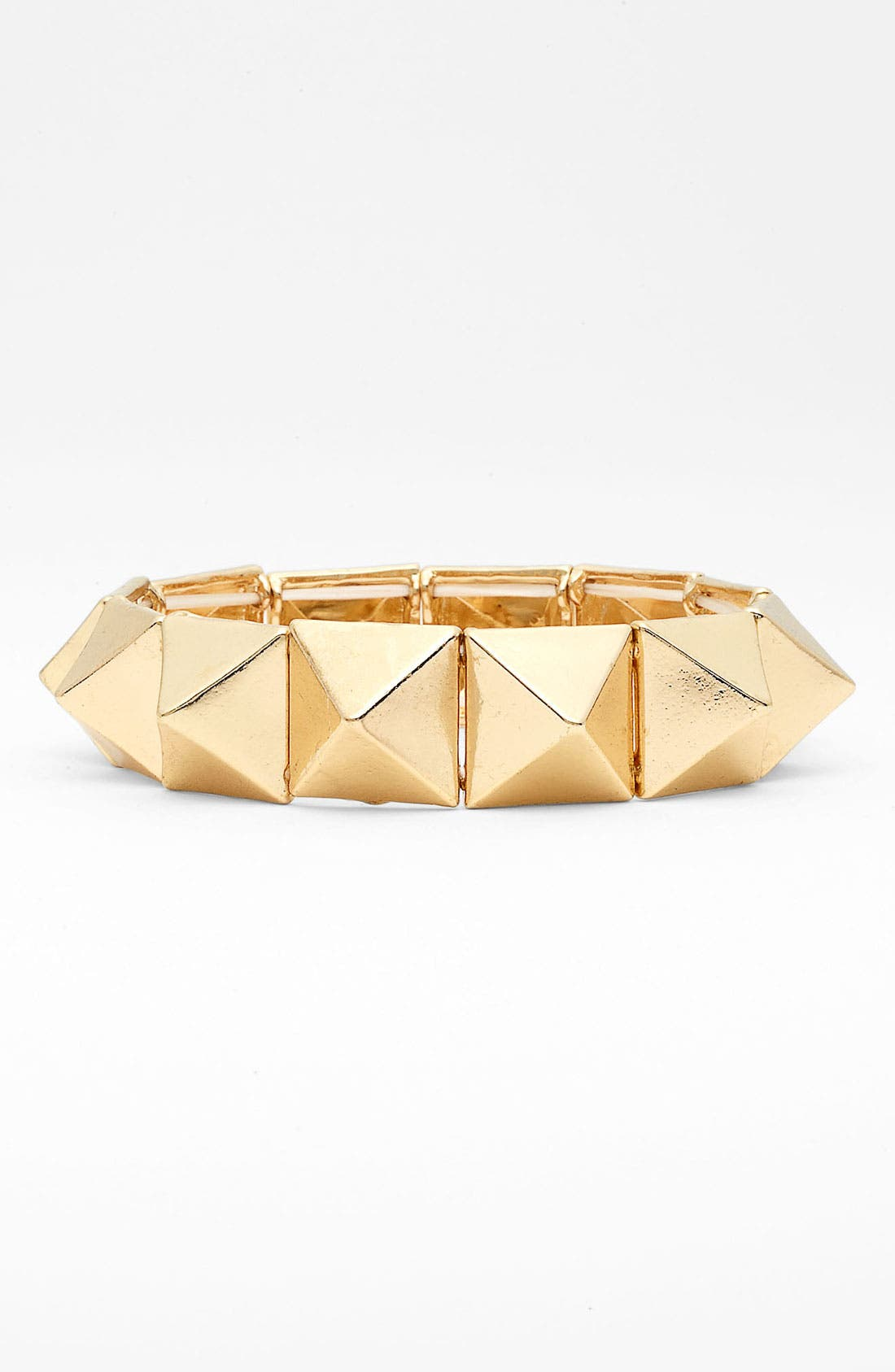 Alternate Image 1 Selected - Tasha Studded Stretch Bracelet