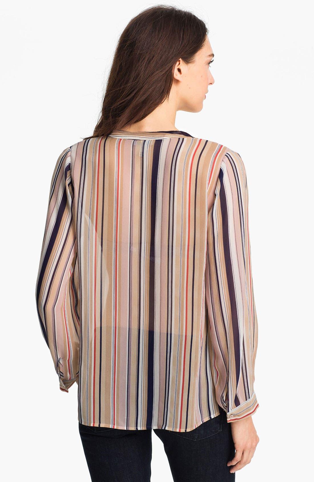 Alternate Image 2  - Joie 'Carlene' Stripe Top