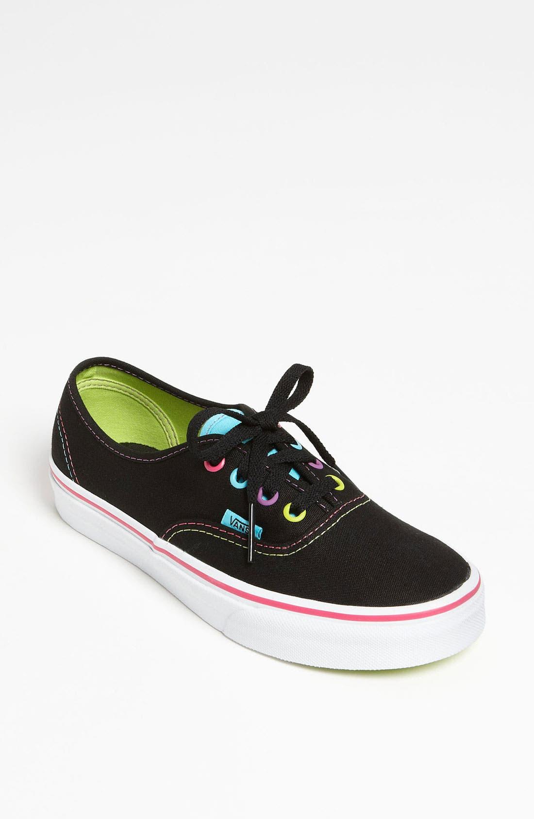 Main Image - Vans 'Authentic - Multi Pop' Sneaker (Women)