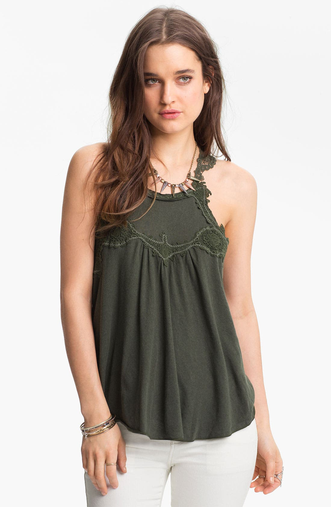 Alternate Image 1 Selected - Free People 'Lacy Day' Tank