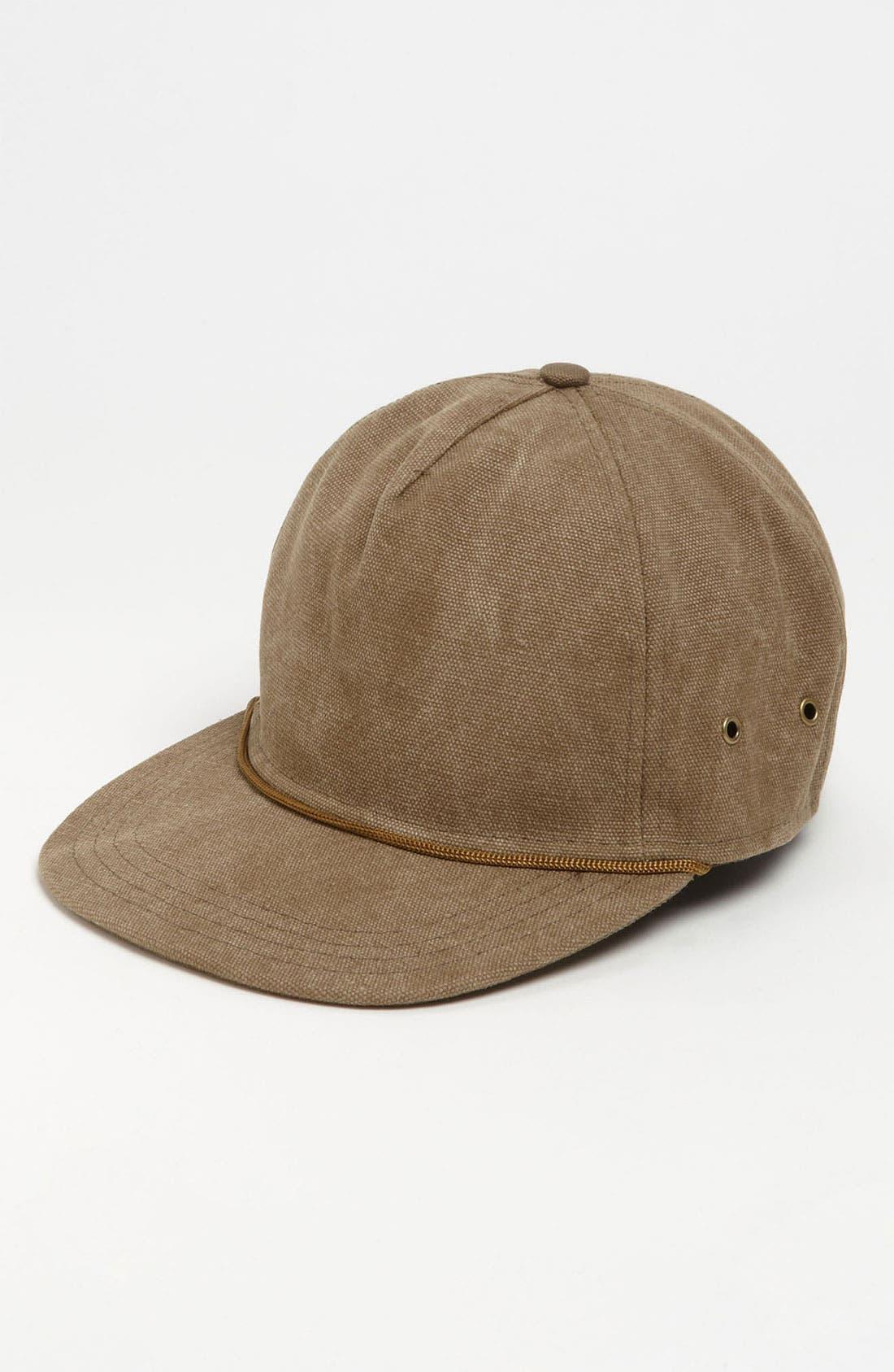 Main Image - Vans 'Redding' Baseball Cap