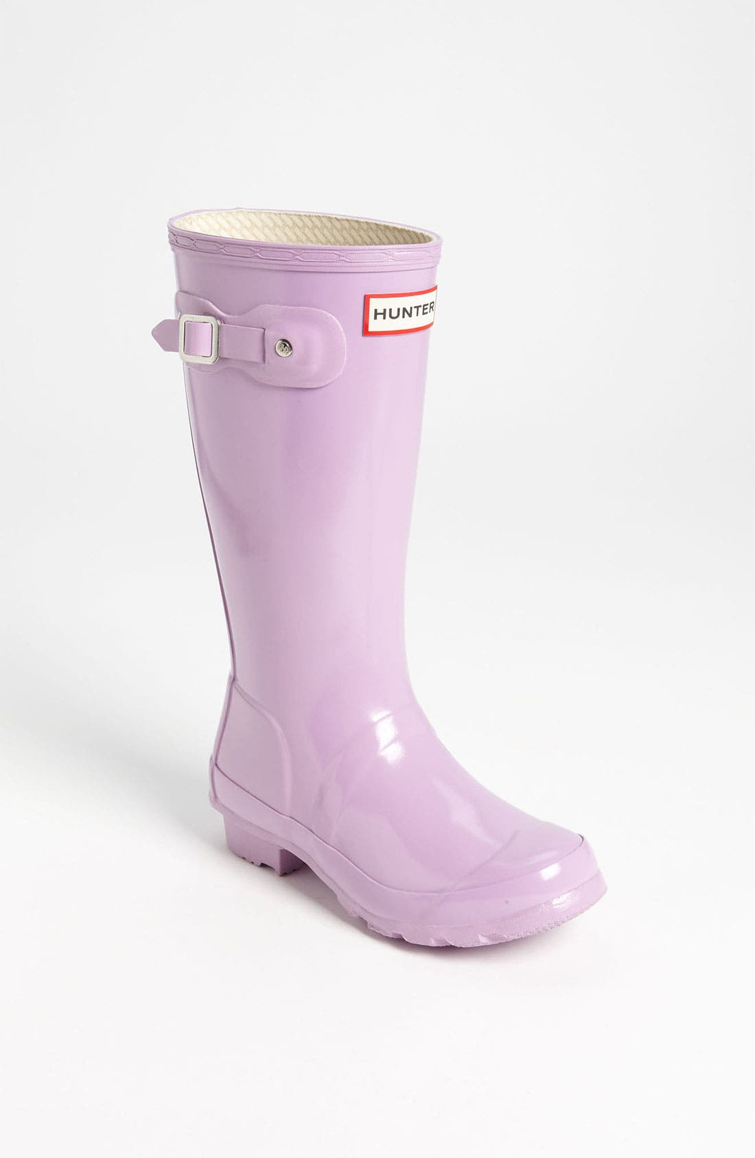 Alternate Image 1 Selected - Hunter 'Original Gloss' Rain Boot (Little Kid & Big Kid)(Nordstrom Exclusive Color)