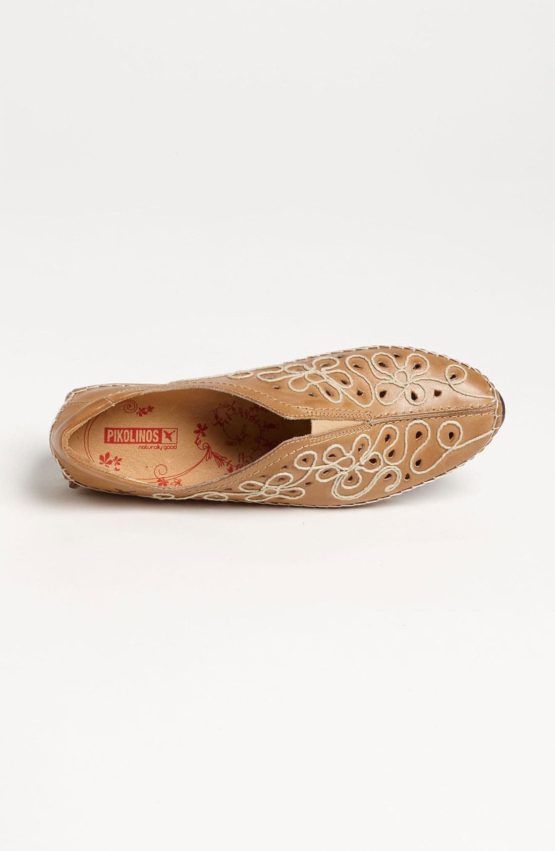 Alternate Image 3  - PIKOLINOS 'Jerez' Embroidered Loafer