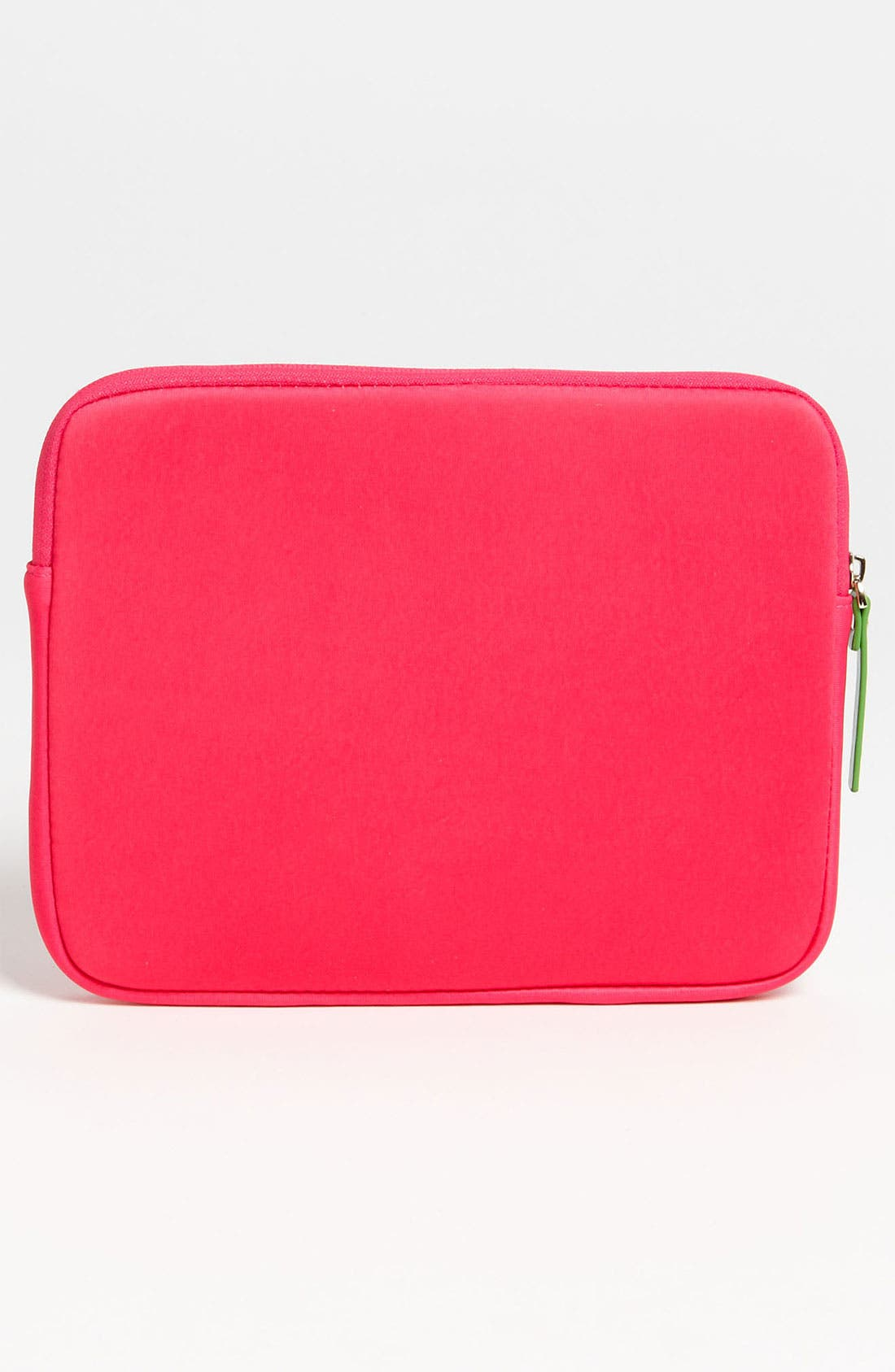 Alternate Image 4  - kate spade new york 'whistle while you work' iPad sleeve