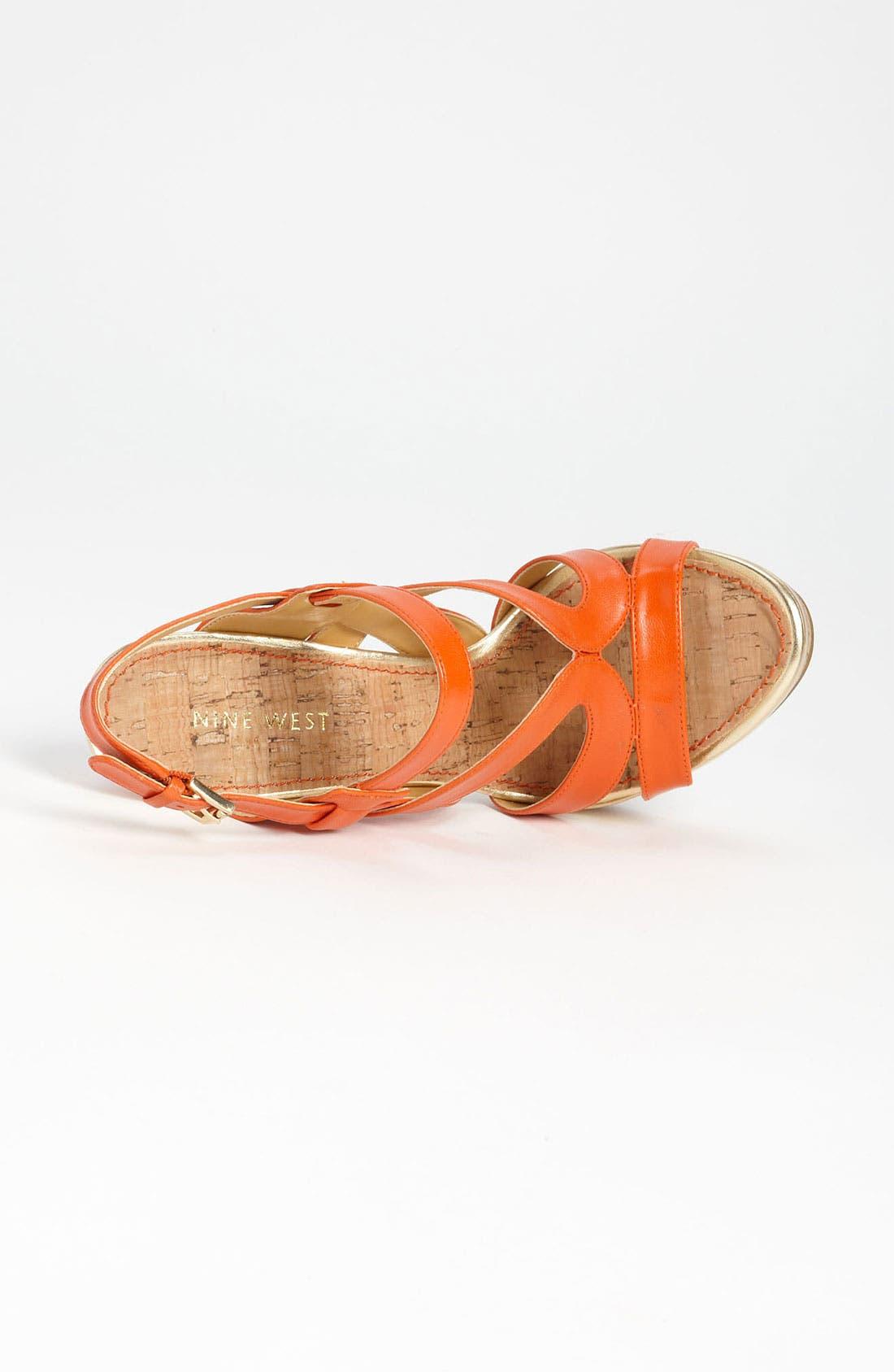 Alternate Image 3  - Nine West 'Breezin' Sandal
