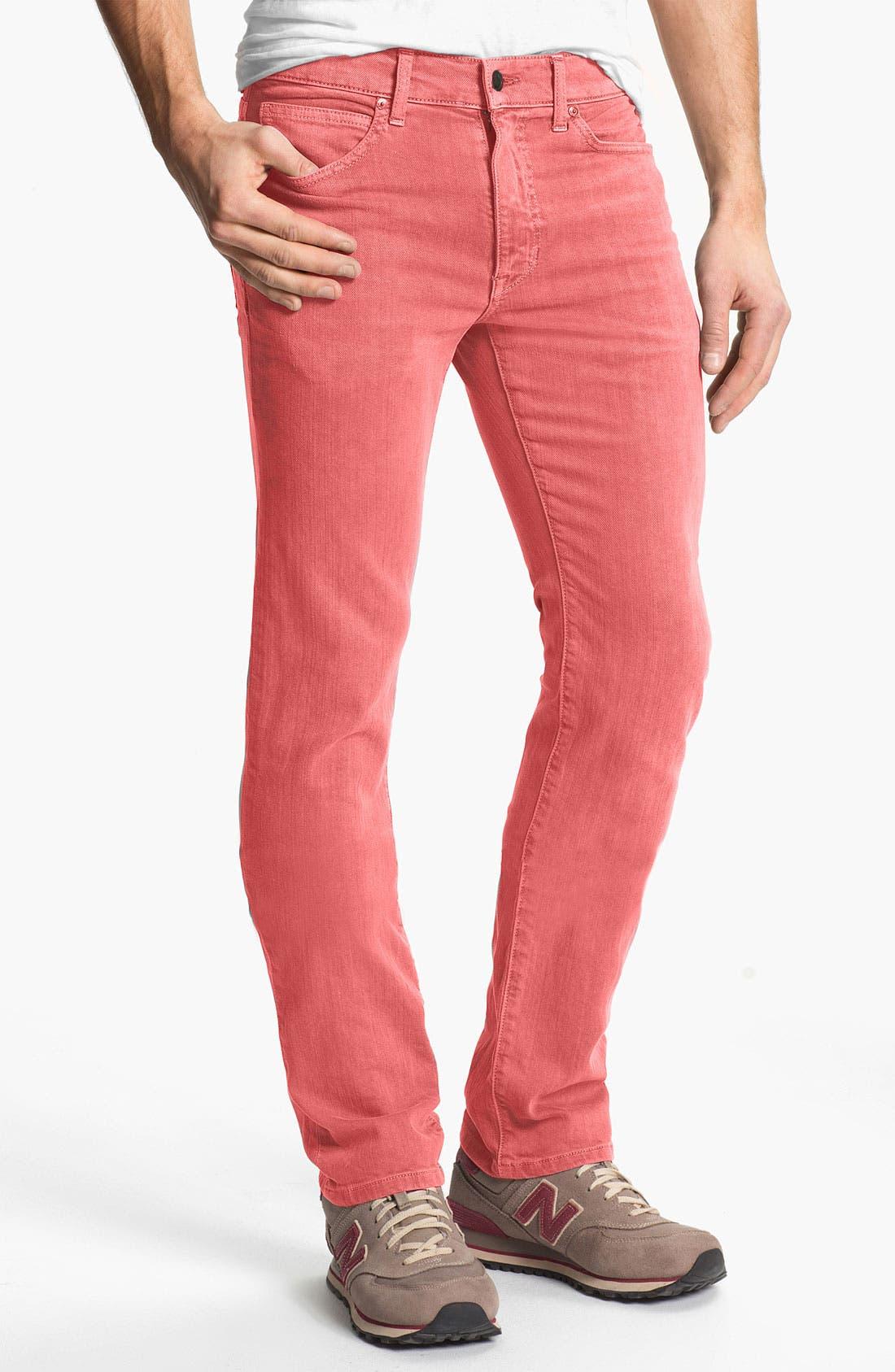 Alternate Image 1 Selected - Joe's 'Brixton' Slim Straight Leg Jeans