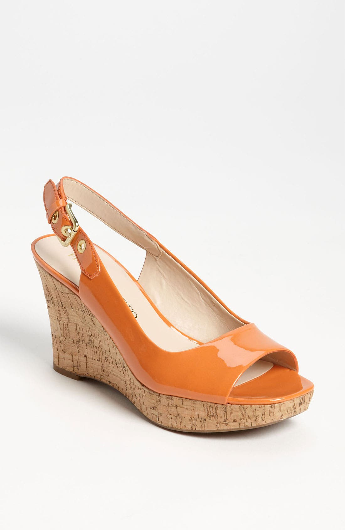 Alternate Image 1 Selected - Franco Sarto 'Colley' Wedge Sandal
