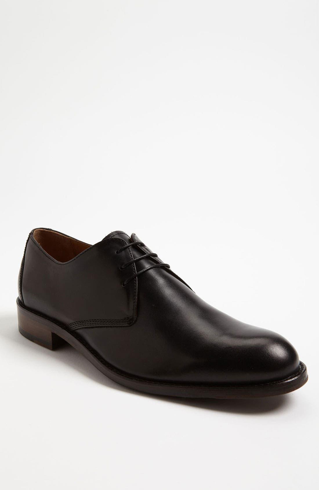 Alternate Image 1 Selected - Johnston & Murphy 'Hartley' Plain Toe Derby (Men)