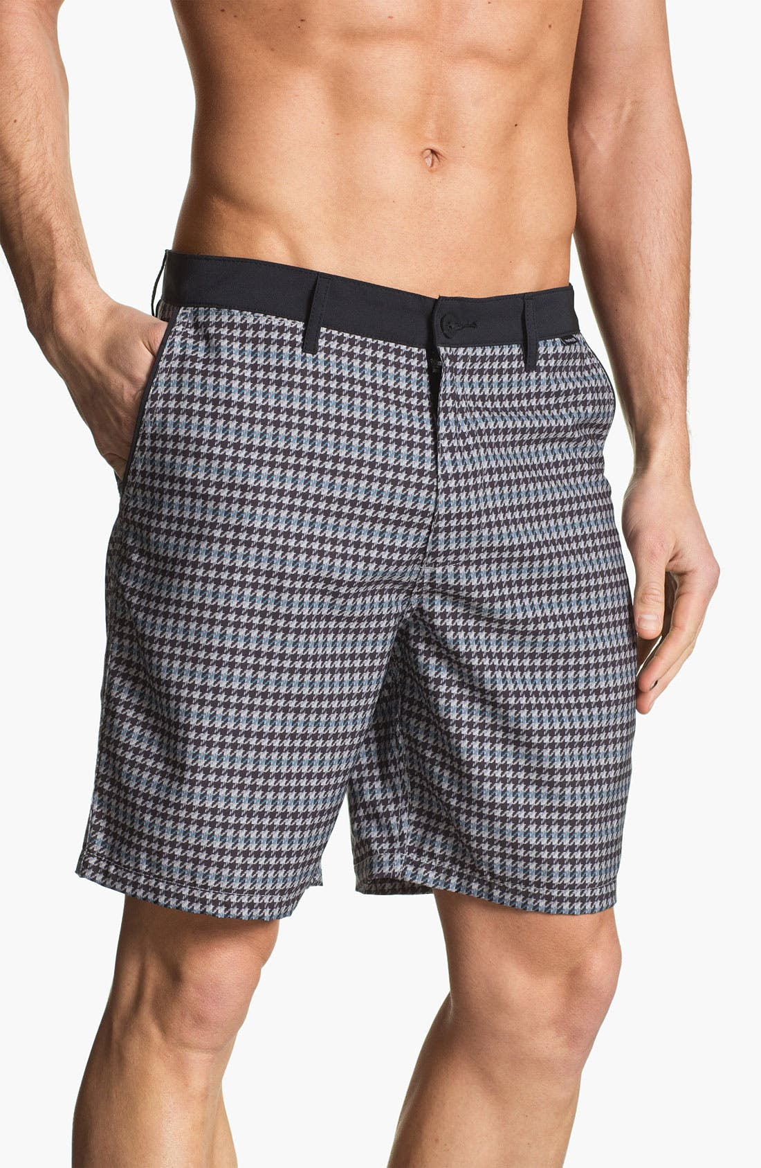 Alternate Image 1 Selected - Hurley 'Squad' Boardwalk Shorts