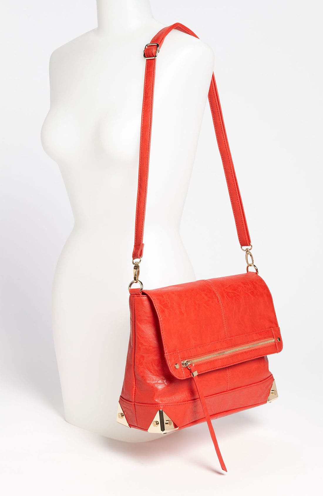 Alternate Image 2  - Cesca Flap Crossbody Bag