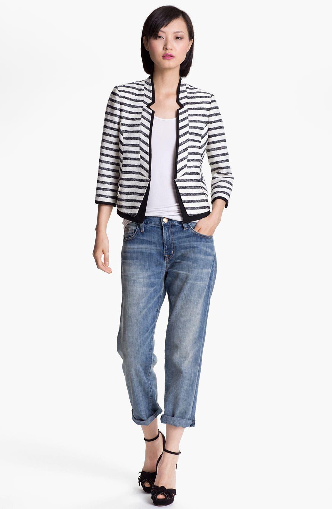 Alternate Image 1 Selected - Mcginn 'Evan' Stripe Blazer