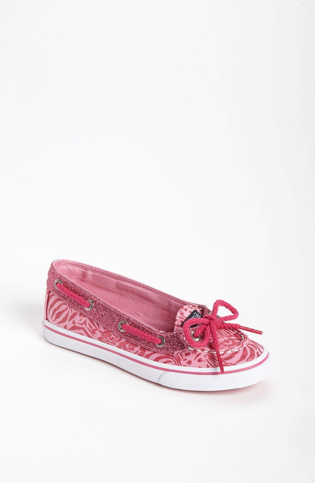 Main Image - Sperry Top-Sider® Kids 'Carline' Slip-On (Toddler, Little Kid & Big Kid)