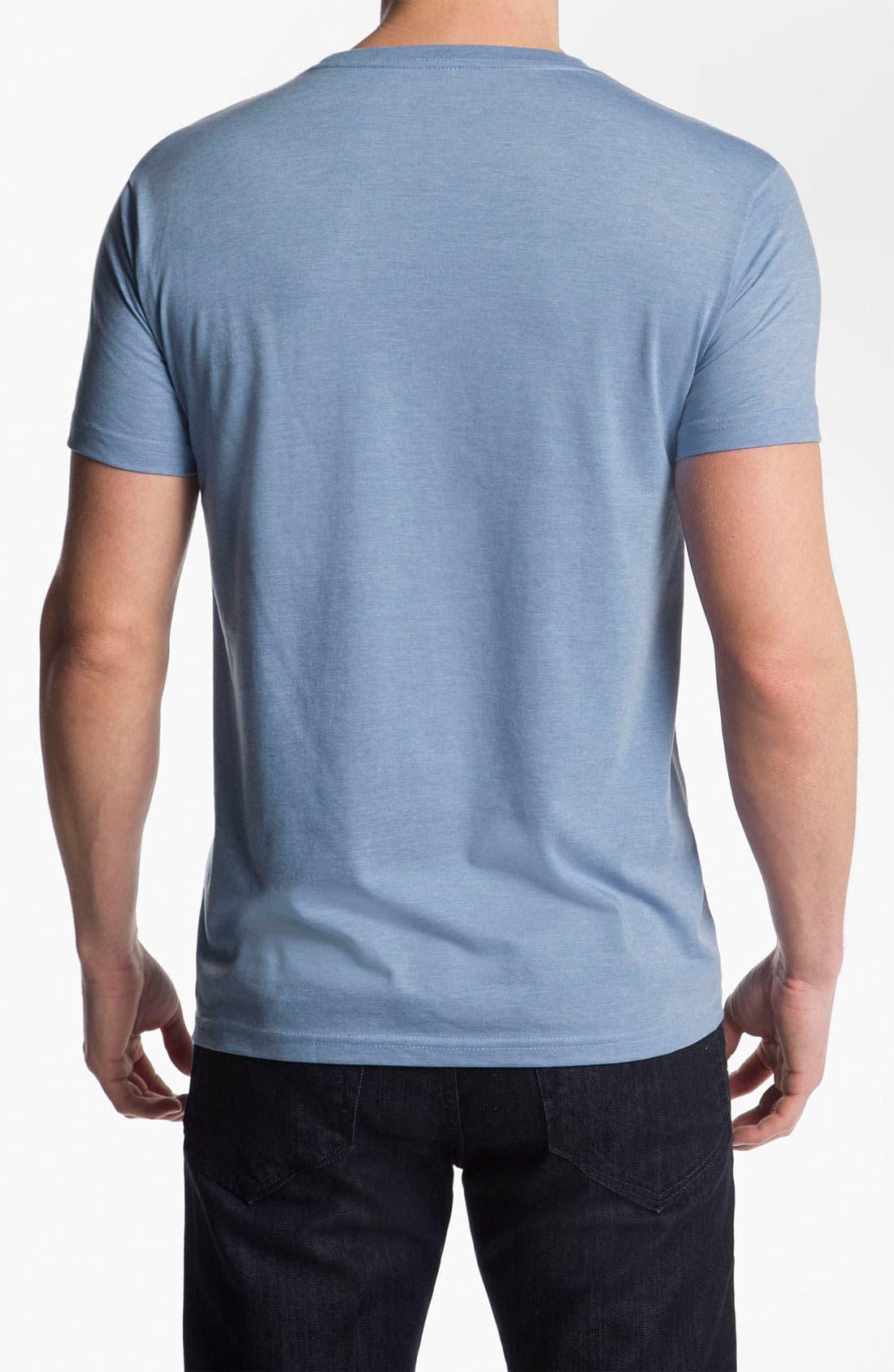 Alternate Image 2  - SLU 'Home School Dropout' T-Shirt
