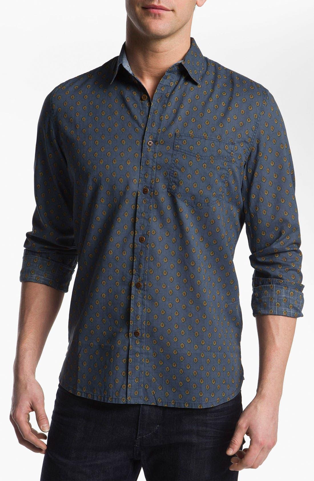 Alternate Image 1 Selected - Woolrich John Rich 'William' Woven Shirt