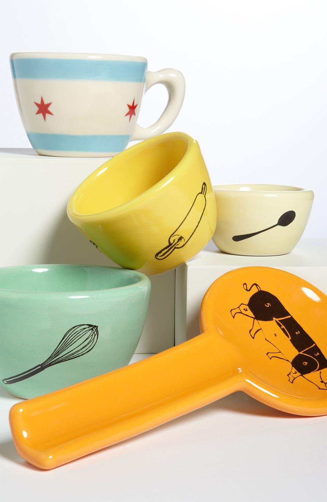 Alternate Image 3  - CircaCeramics 'Kitchen Implements - Urban Set' Bowls (Set of 3)