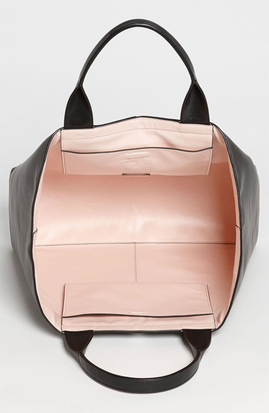 Alternate Image 3  - Reed Krakoff 'Track' Glazed Leather Tote
