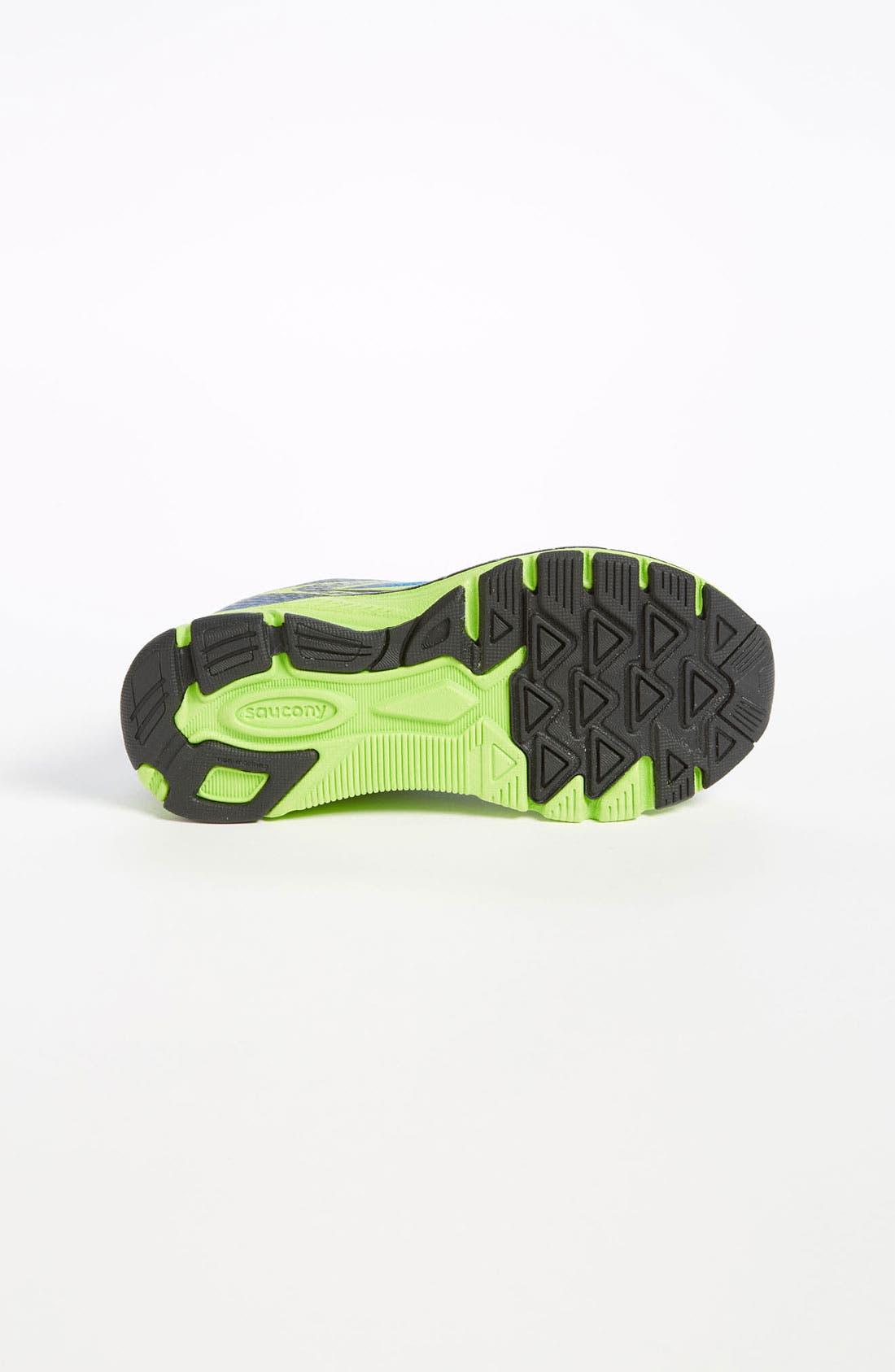 Alternate Image 4  - Saucony 'Kinvara' Athletic Shoe (Toddler, Little Kid & Big Kid) (Online Only)