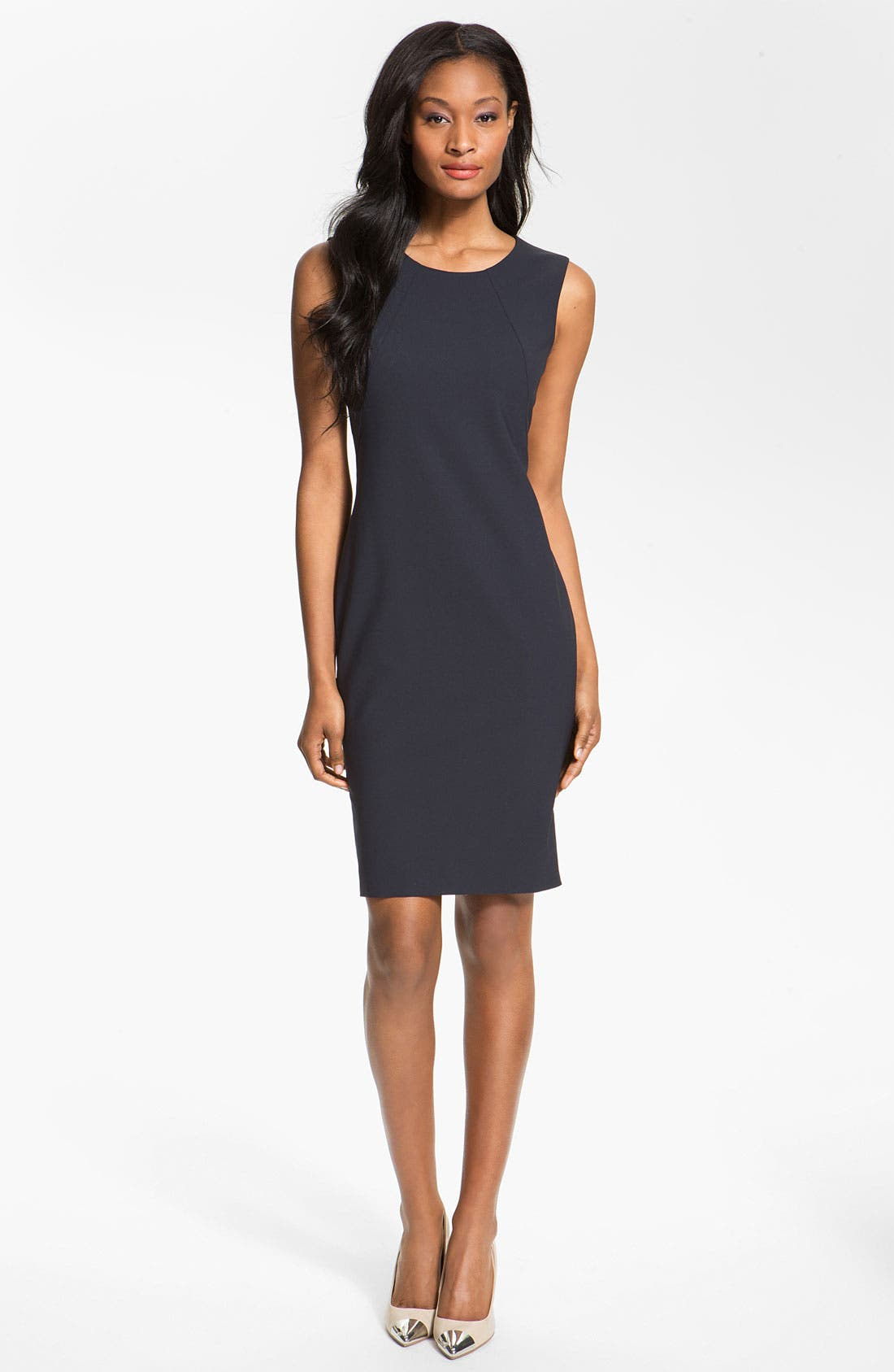Alternate Image 1 Selected - BOSS HUGO BOSS 'Dallasa' Dress
