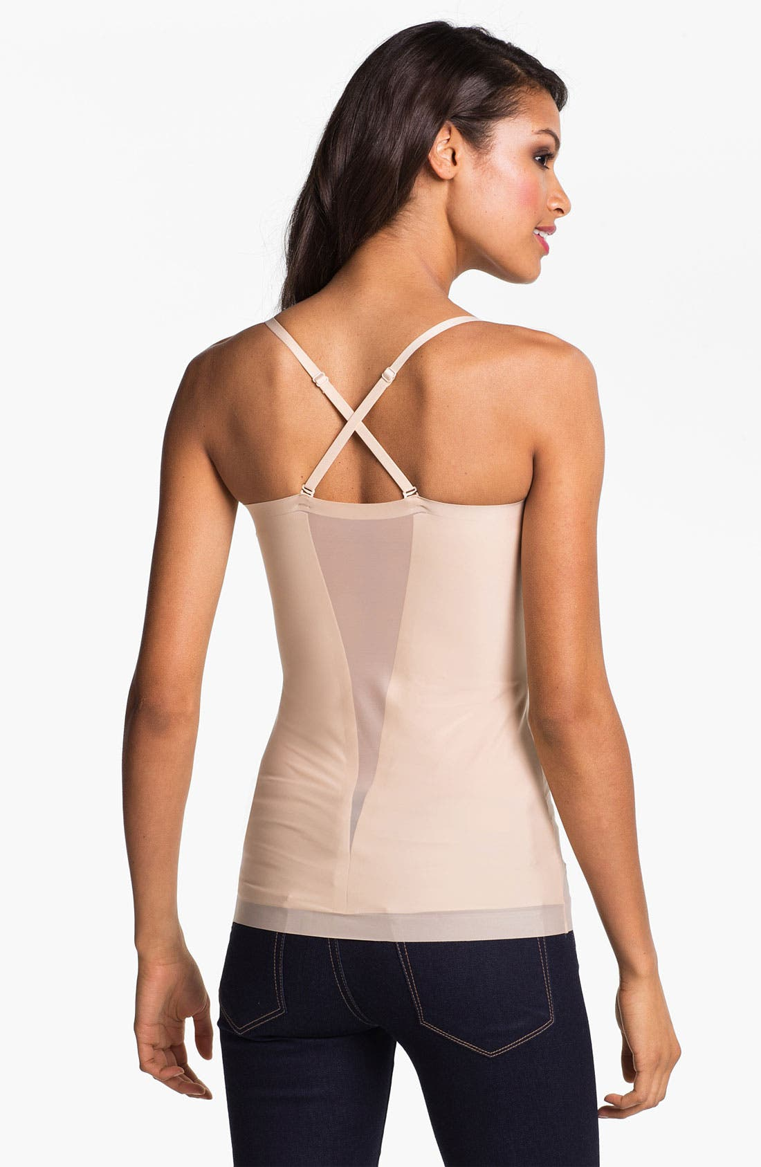 Alternate Image 3  - DKNY 'Fusion Light' Shaping Camisole