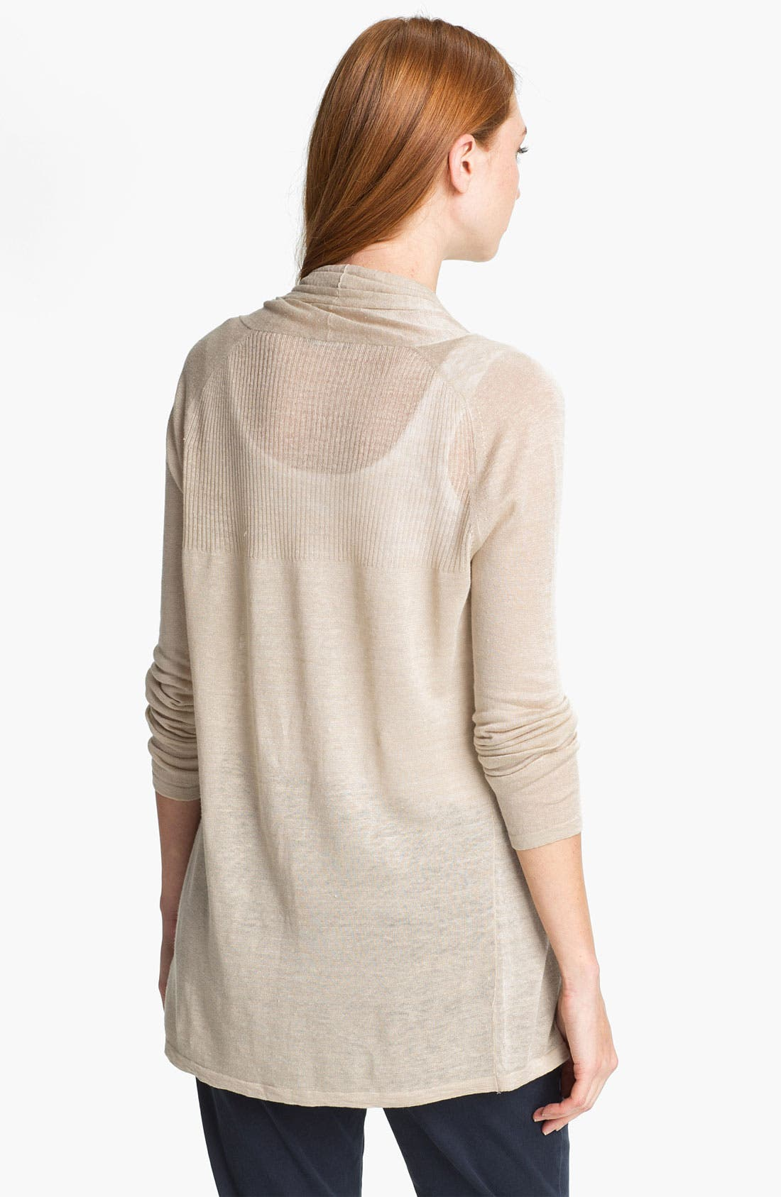 Alternate Image 2  - Theory 'Ashtry C.' Open Cardigan
