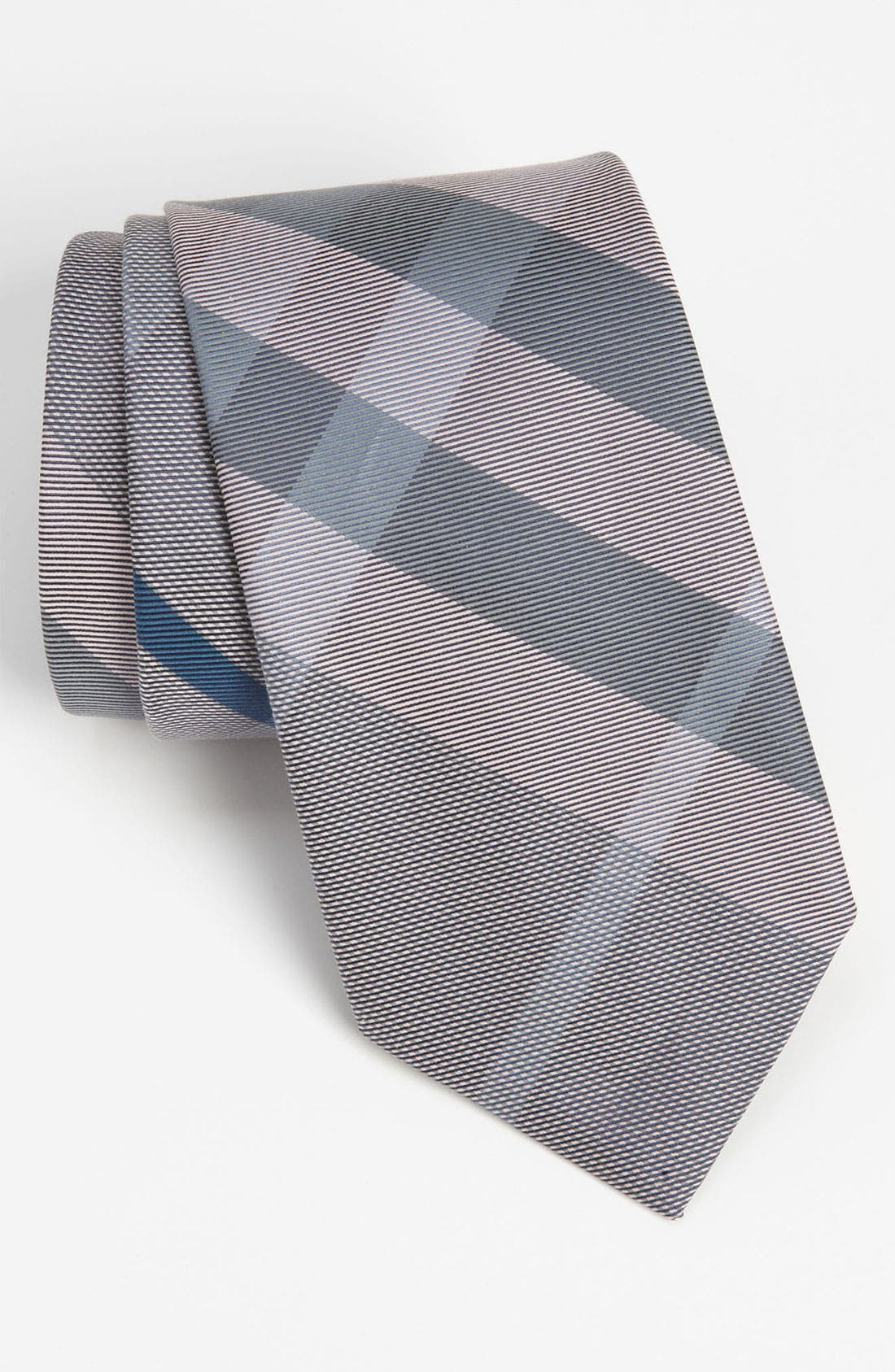 Alternate Image 1 Selected - Burberry London Woven Silk Blend Tie