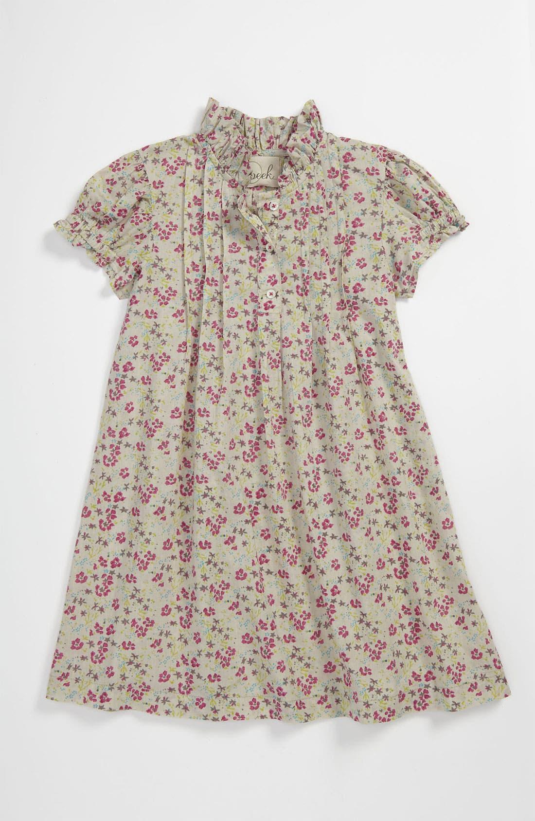 Alternate Image 1 Selected - Peek 'Ella' Dress (Toddler, Little Girls & Big Girls)