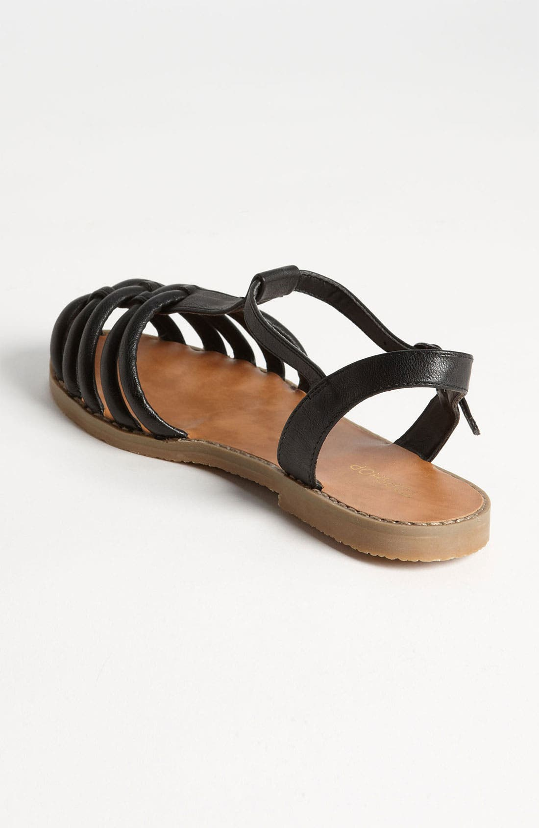 Alternate Image 2  - Topshop 'Hampi' Caged Toe Fisherman Sandal