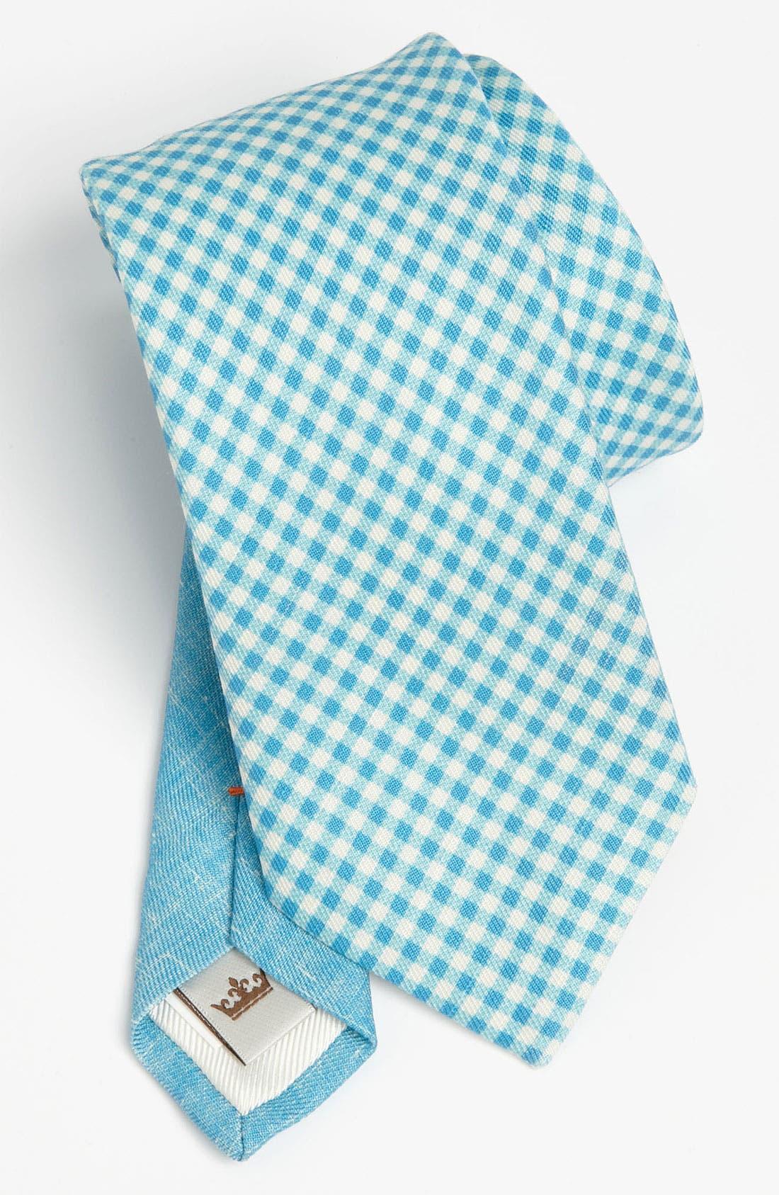 Alternate Image 1 Selected - Peter Millar Woven Tie