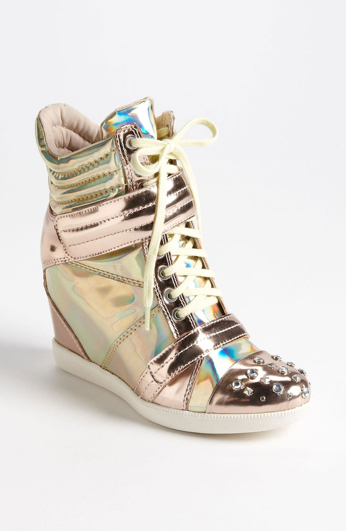 Alternate Image 1 Selected - Boutique 9 'Nevan' High Top Sneaker