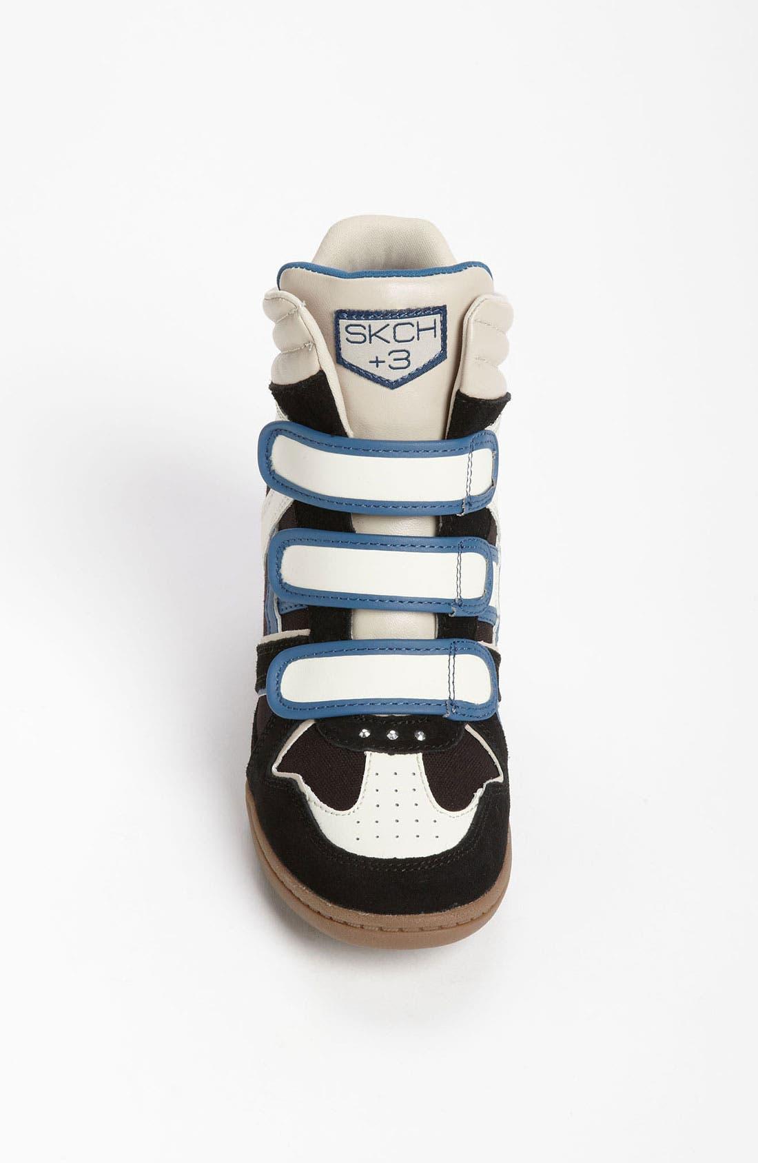 Alternate Image 3  - SKECHERS 'Plus 3 Binder' Sneaker (Women)