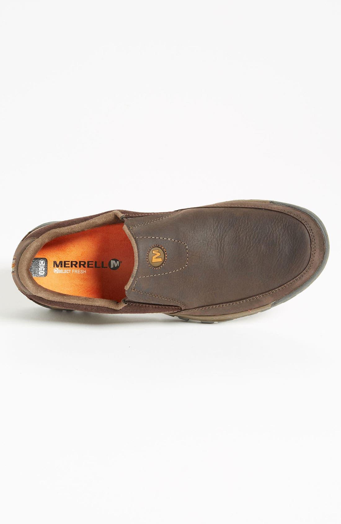 Alternate Image 3  - Merrell 'Traveler Rove' Slip-On (Men)